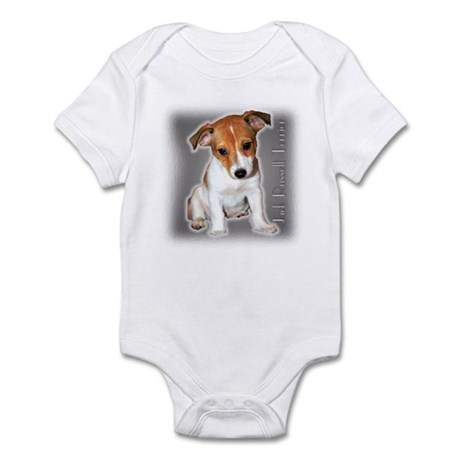 Jack Russell Puppy Infant Bodysuit