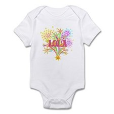 Sparkle Celebration Lola Infant Bodysuit