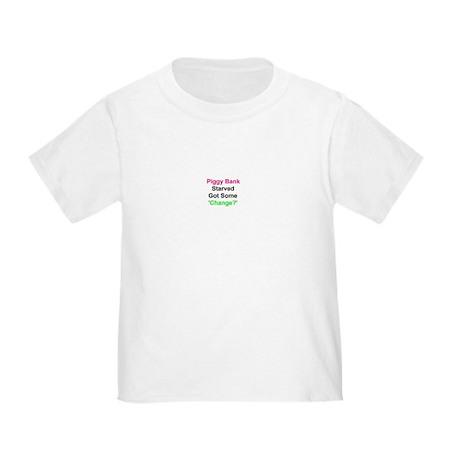 Piggy Bank kid shirt