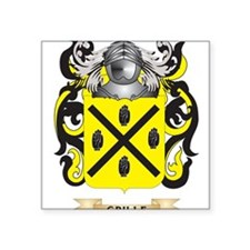 Grille Coat of Arms (Family Crest) Sticker