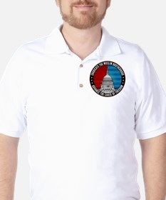 Eradicate The Muslim Brotherhood Golf Shirt