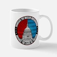 Eradicate The Muslim Brotherhood Mug