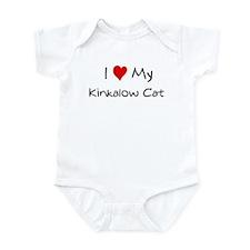 Love My Kinkalow Cat Infant Bodysuit