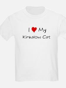 Love My Kinkalow Cat Kids T-Shirt