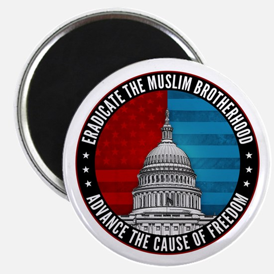 Eradicate The Muslim Brotherhood Magnet