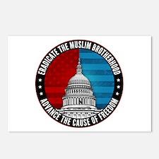 Eradicate The Muslim Brotherhood Postcards (Packag