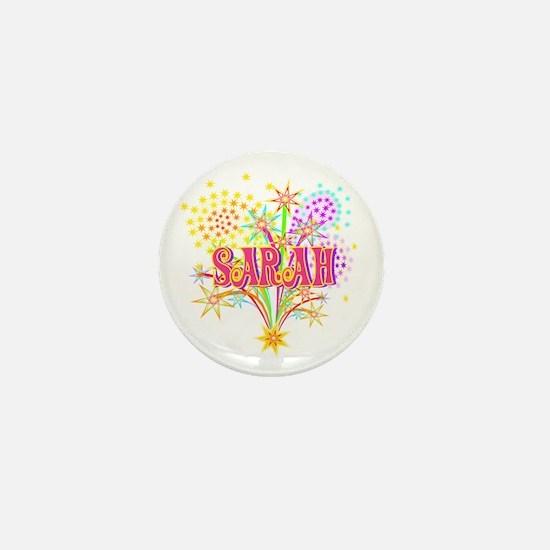 Sparkle Celebration Sarah Mini Button