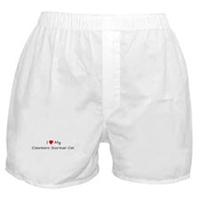 Love My Colorpoint Shorthair  Boxer Shorts