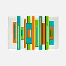MCM ART duvet Rectangle Magnet