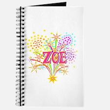 Sparkle Celebration Zoe Journal