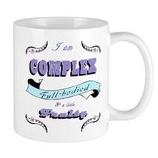 Complex, Full-Bodied and Fruity Mug