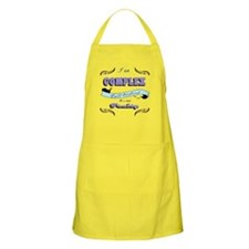 Complex, Full-Bodied and Fruity Apron