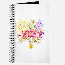 Sparkle Celebration Zoey Journal