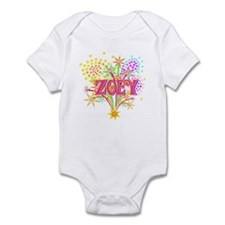 Sparkle Celebration Zoey Infant Bodysuit