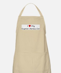 Love My Egyptian Hairless Cat BBQ Apron