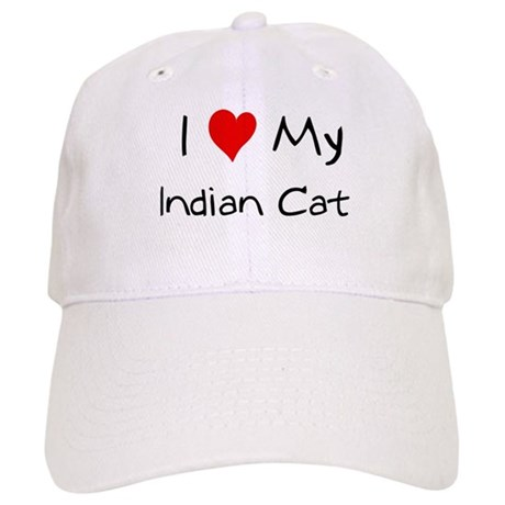 Love My Indian Cat Cap
