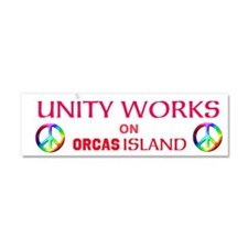 Unity Works! Car Magnet 10 x 3