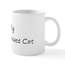 Love My California Spangled C Mug