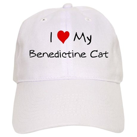 Love My Benedictine Cat Cap