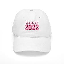 Class of 2022 (Pink) Baseball Cap