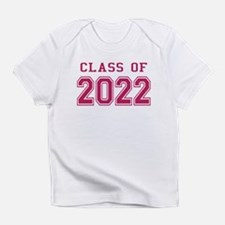 Class of 2022 (Pink) Infant T-Shirt