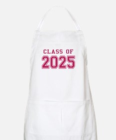 Class of 2025 (Pink) Apron