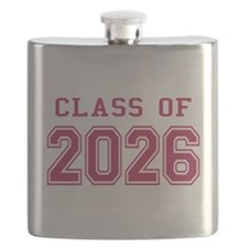 Class of 2026 (Pink) Flask