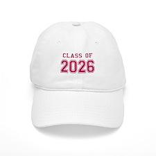 Class of 2026 (Pink) Baseball Cap