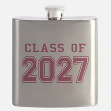 Class of 2027 (Pink) Flask