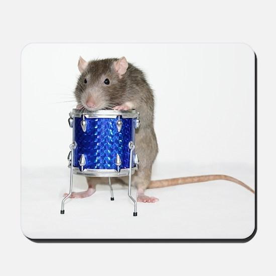 Rufus Bongos Mousepad