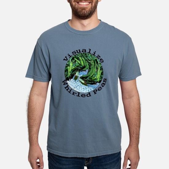 Cute Whirling Mens Comfort Colors Shirt