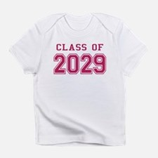 Class of 2029 (Pink) Infant T-Shirt