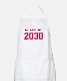 Class of 2030 (Pink) Apron