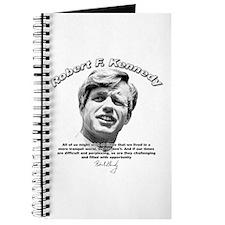 Robert F. Kennedy 01 Journal