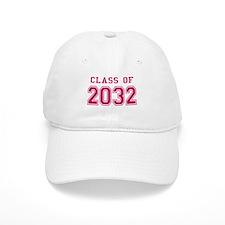 Class of 2032 (Pink) Baseball Cap