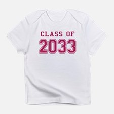 Class of 2033 (Pink) Infant T-Shirt
