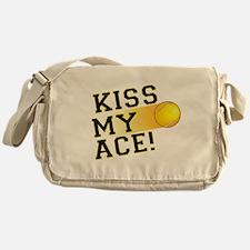 KissMyAce(tennis) copy Messenger Bag