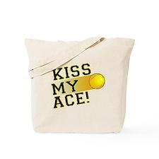 KissMyAce(tennis) copy Tote Bag