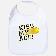 KissMyAce(tennis) copy Bib