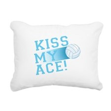 KissMyAce(volleyball) copy Rectangular Canvas Pill