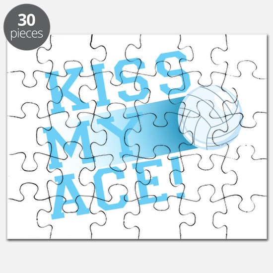KissMyAce(volleyball) copy Puzzle