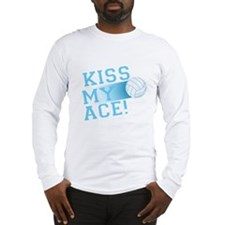 KissMyAce(volleyball) copy Long Sleeve T-Shirt