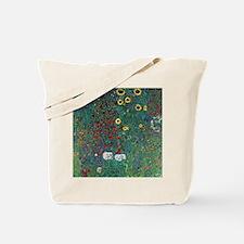 Farmergarden Sunflower by Klimt Tote Bag