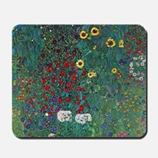 Farmergarden Sunflower by Klimt Mousepad