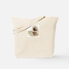 Boris and Bella forever Tote Bag