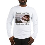 Gamus Ergo Sum : Creation of D20 Long Sleeve T-Shi