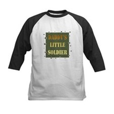 Daddy's Soldier Tee