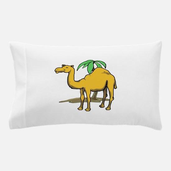 Cute camel Pillow Case