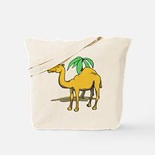 Cute camel Tote Bag
