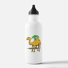Cute camel Water Bottle